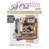 January 2019 -  Let's Go Creative Magazine