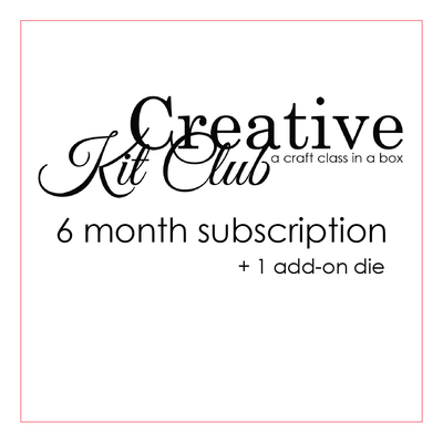 Creative Kit Club Subscription