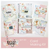 Ocean Breeze Card Making Kit