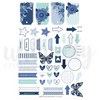 Something Blue Cut-a-part Sheet