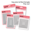 Square & Rectangle - The Lot