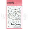 Little Hoot Stamp