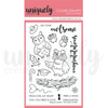 Owl Family Stamp *included in kit