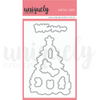 O Christmas Tree Fussy Cutting Die
