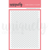 Polka-Dots Embossing Folder **Included in kit