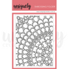 Napery Embossing Folder **Included in kit