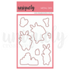 Love You Deerly Fussy Cutting Die *included in kit