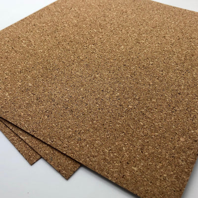 Uniquely Creative Adhesive Cork Sheets