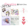 Urban Garden February Creative Kit + Both Dies