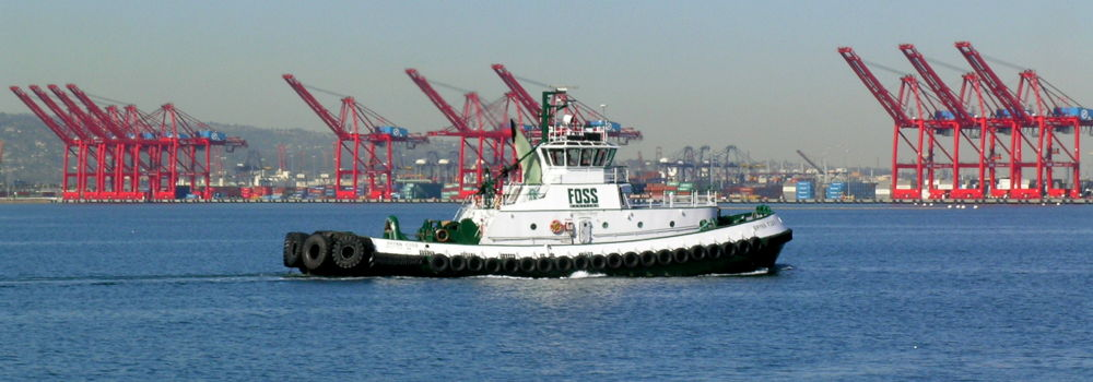 Foss Tug - Long Beach, CA