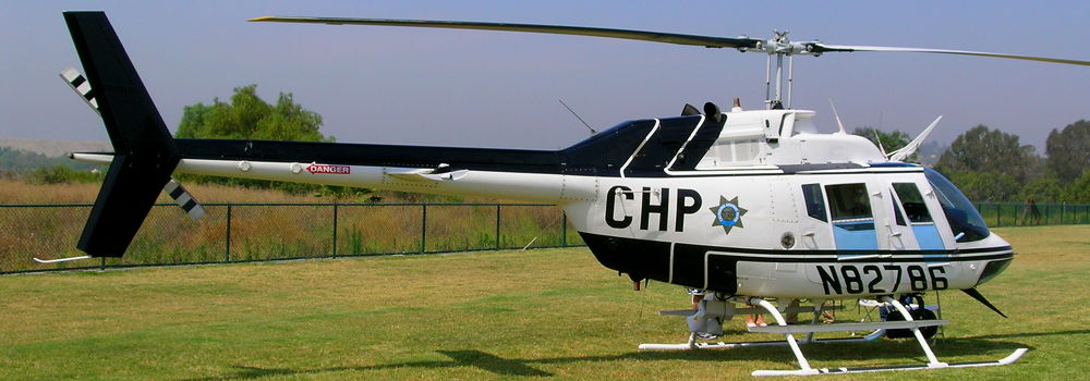 California Highway Patrol OH-58A - N82786