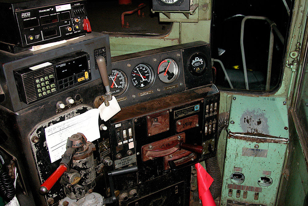 Railroad (Radio Equipment) Photo Gallery | DPD Productions
