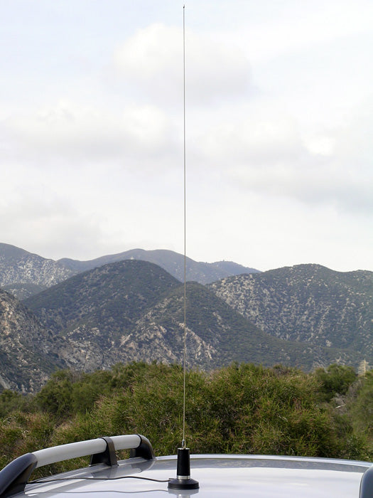 40-50 MHz 1/4 Wave Mobile Antenna #1
