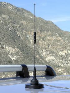 ATCS 1/2 Wave over 1/2 Wave Mobile Antenna #1