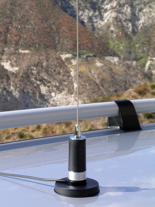 Dual Band GMRS/MURS Mobile Antenna