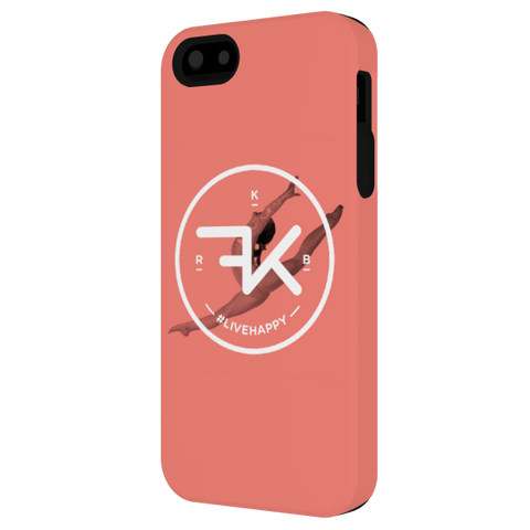 Flippin Katie - iPhone 5 Tough Case