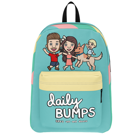 Daily Bumps - Backpack