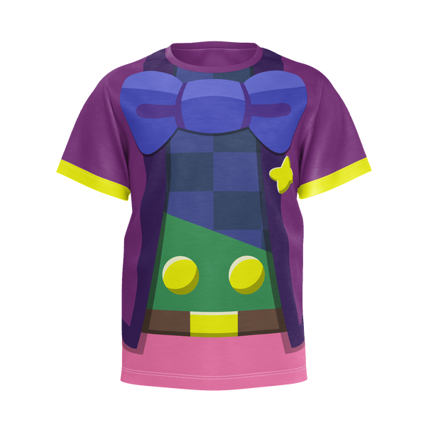 WonderQuest - Keen Costume Kid's Tee