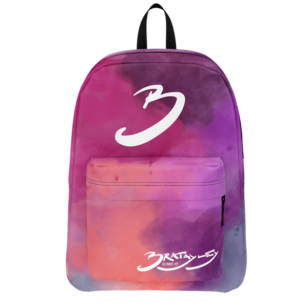 Bratayley - Watercolor Backpack