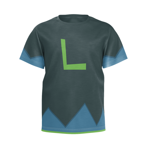 WonderQuest - Lackey Costume Kid's Tee