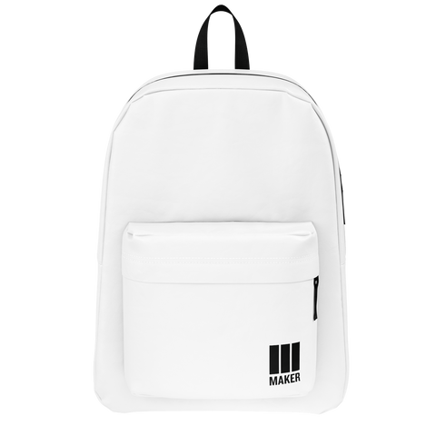 Maker - Backpack - White