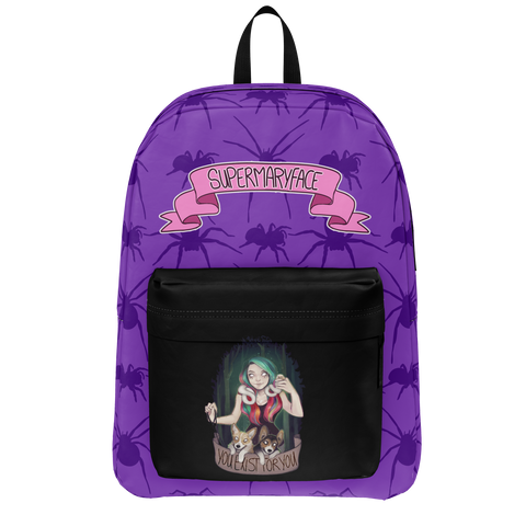 SuperMaryFace - Backpack