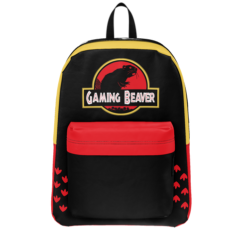 The Gaming Beaver - Jurassic Backpack