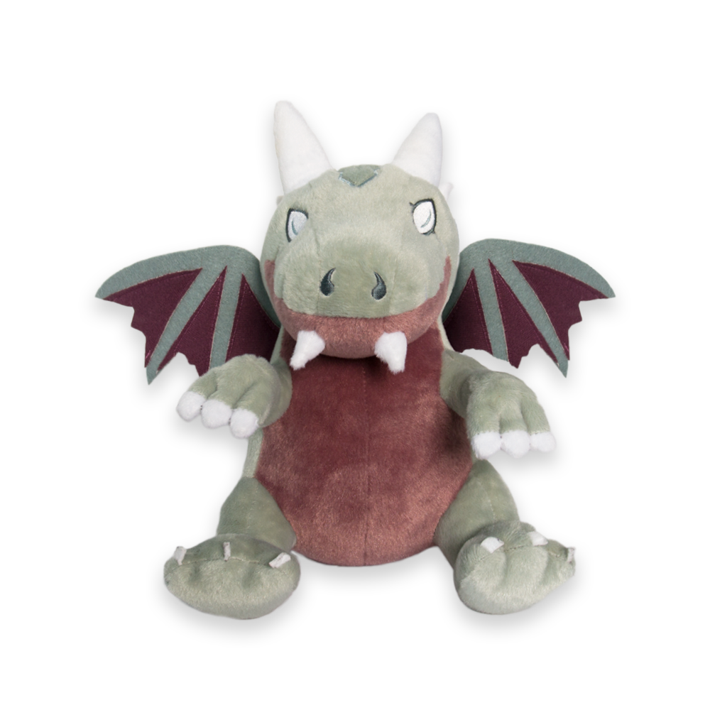limited edition wowcrendor zombie dragon plush available for preorder
