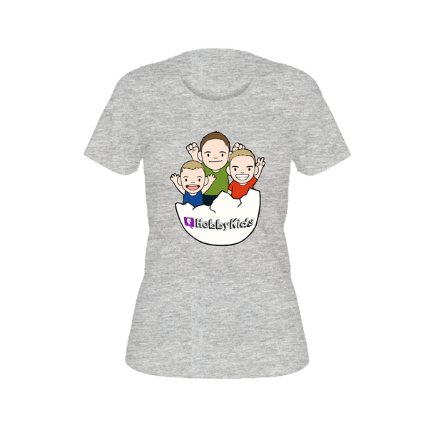 HobbyKidsTV - Surprise Egg Women's Tee