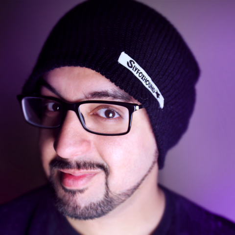 SlyFoxHound Limited-Edition Black Beanie