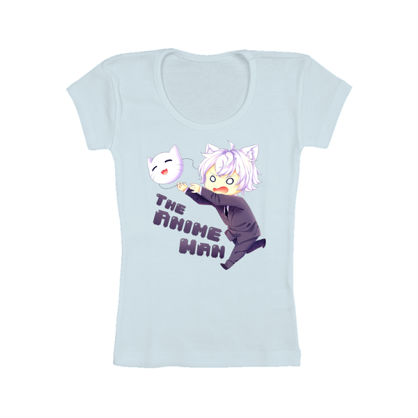The Anime Man - Chibi Women's Tee