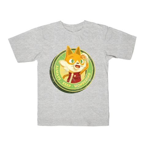WonderQuest - Keep Wondering Kid's Tee