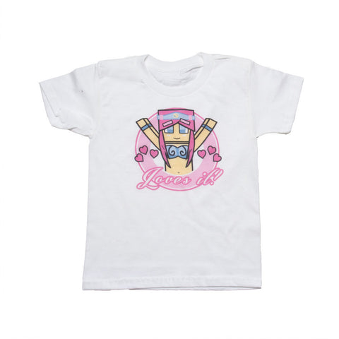 AmyLeeThirty3 Kid's Tee