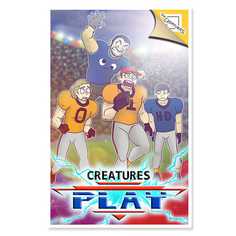 The Creatures Play NFL Blitz