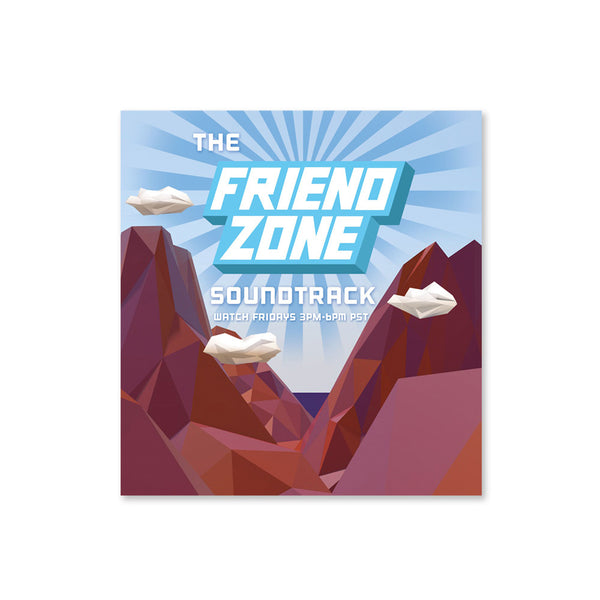 Friendzone Soundtrack - Digital Download