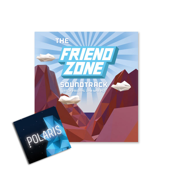 FriendZone Soundtrack Limited-Edition CD