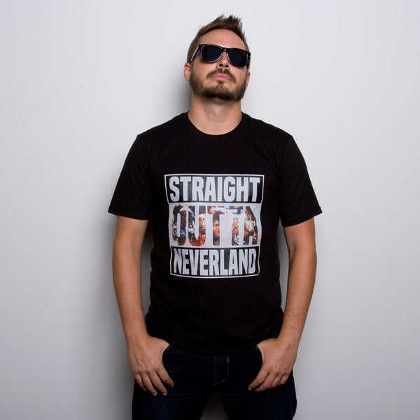 RufioZuko - Straight Outta Neverland Men's Tee