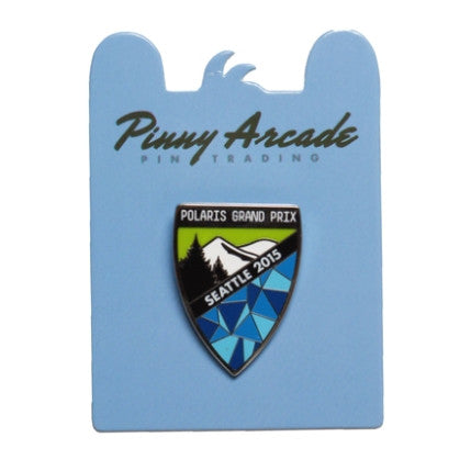 "Polaris Grand Prix Seattle 2015 - PAX ""Pinny Arcade"" Pin"