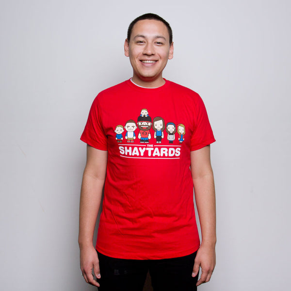 Shaytards - Men's Family Tee