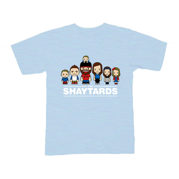 Shaytards Kid's Family Tee
