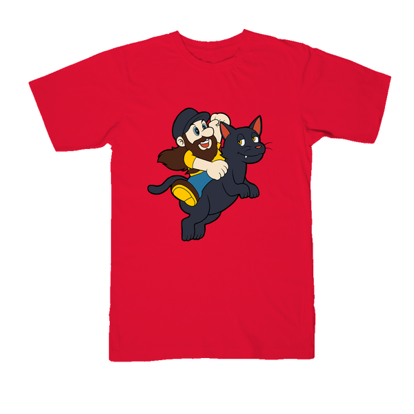 Smooth McGroove - Maxio Tee - Red
