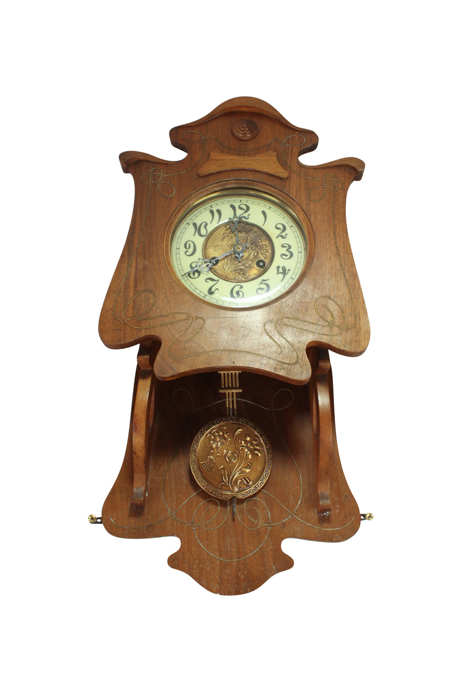 Pendulum Wall Clock