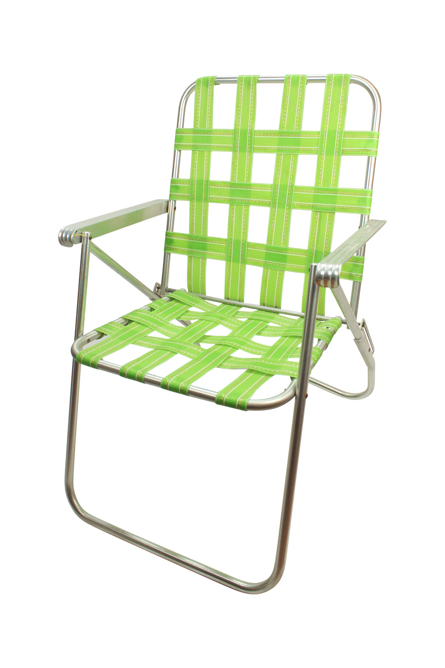 Webbed Mesh Lawn Chairs