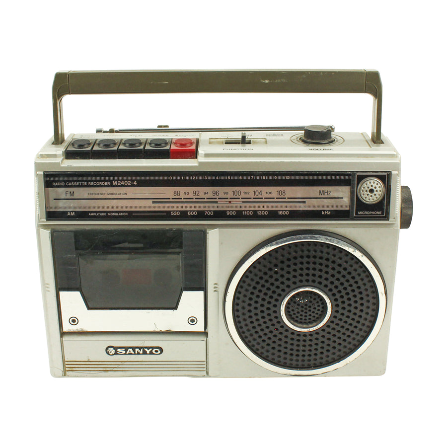 Sanyo Cassette Player