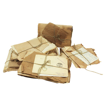 Brown Paper Stacks