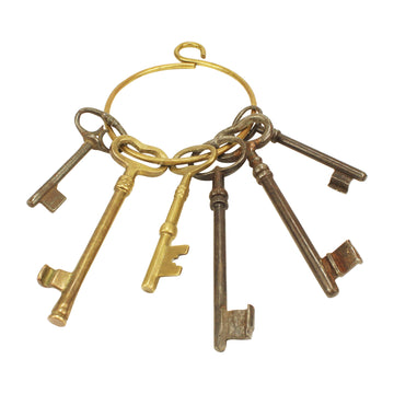 Skeleton Key ring
