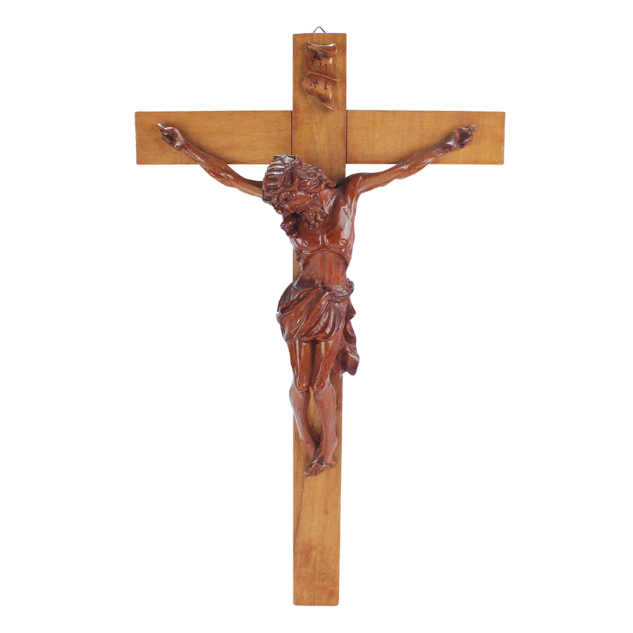 Carved Crucifix