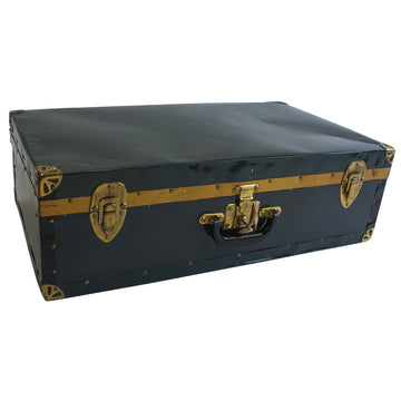 Green Metal Trunk