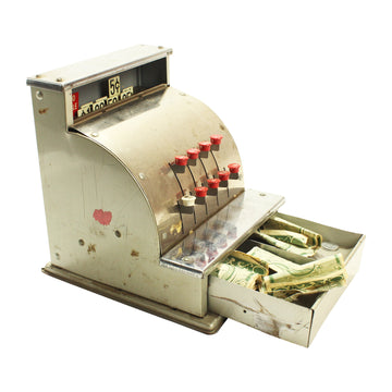 Tin Cash Register