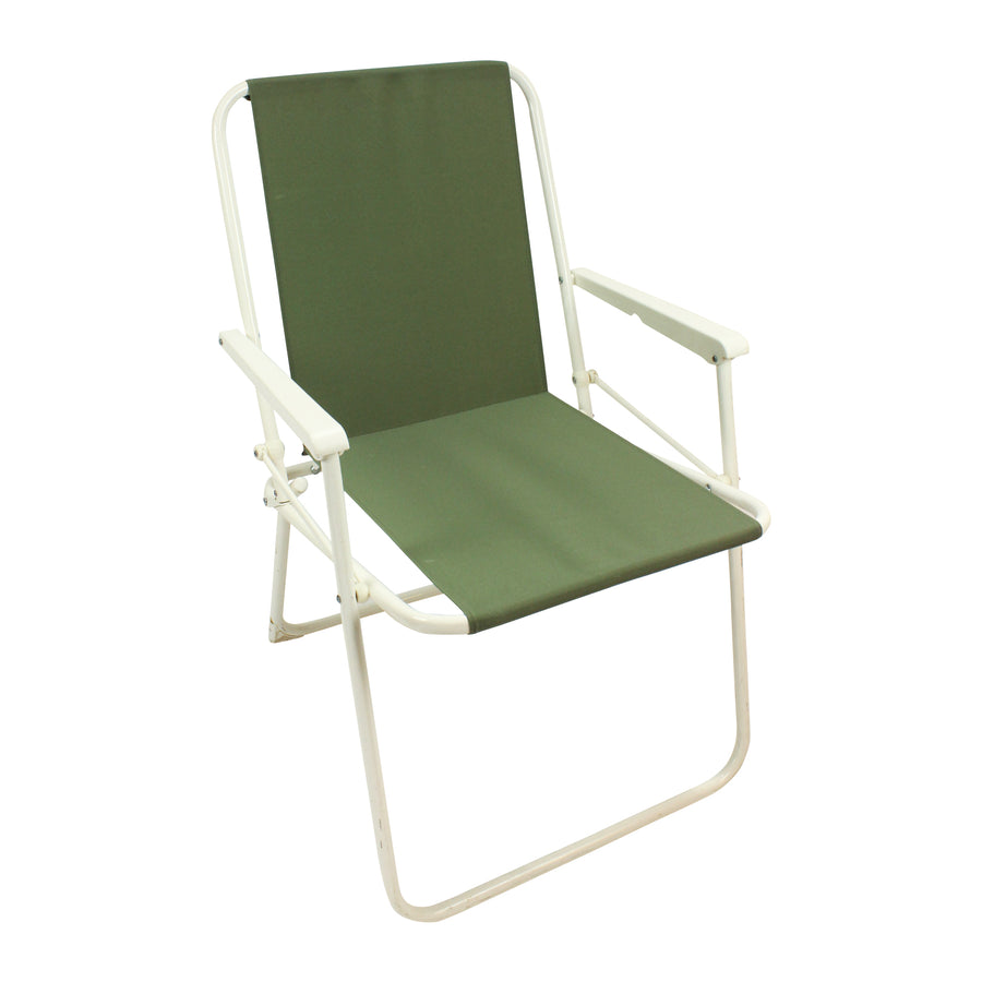Folding lawn chairs